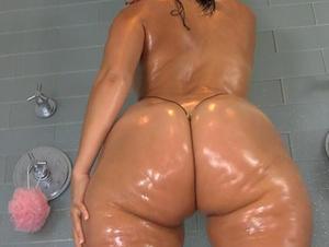 Culos grandes anal
