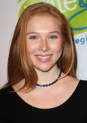 Molly Quinn - Bold Ink Awards in Santa Monica 11/05/12