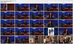 Courteney Cox @ Conan 2013-01-07