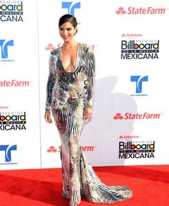 Roselyn Sanchez -  2012 Billboard Mexican Music Awards; Los Angeles, CA; October 18, 2012
