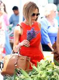 Victoria Beckham at Farmer's Market in Hollywood, June 15