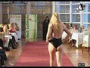 Macarena big ass from behind