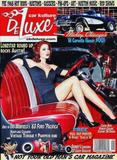 Renee Olstead Smokin' Hot Car Kulture Deluxe Cover Aug 2014