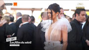 Kendall Jenner - See-Through Dress at Cannes Film Festival, May 13, 2018
