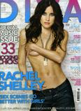 Rachel Shelley - Diva Magazine Scans - June 2008 - X8