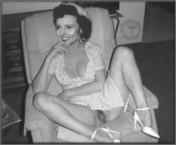 White nackt Betty  Bettie Page