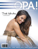 Trish Stratus - Opa magazine cover and behind the scenes LQ pics - x7