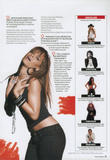 Rihanna India Blender September '08 Pictures