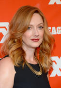 Judy Greer- FXX Network Launch Party in Hollywood 09/04/13 (HQ)