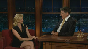 Amy Smart - The Late Late Show with Craig Ferguson (2012), 720p