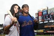 Rima Fakih - Miss USA 2010 visiting the New York Mets before a game May 27 2010 - 25 HQ