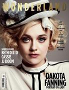 Dakota Fanning Wonderland April May 2012